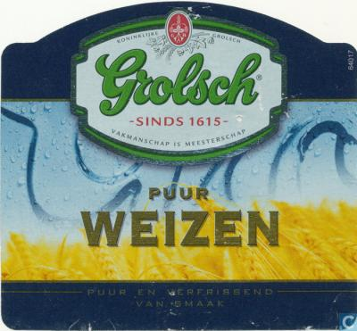 Grolsch Puur Weizen