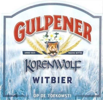 Gulpener Korenwolf Witbier