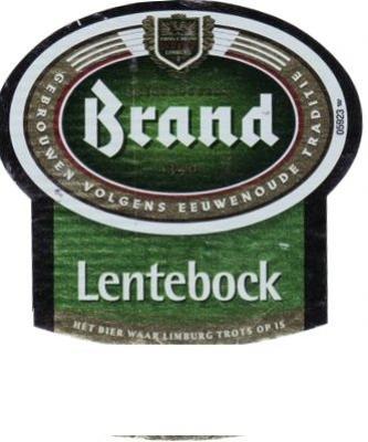 Brand Lentebock
